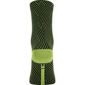 GORE WEAR C3 Optiline Mid Socks Unisex neon yellow/black